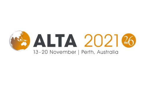 ALTA 2021 13-20 November, Perth and Online