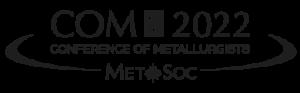 COM 2022 | August 21-24, 2022 Logo